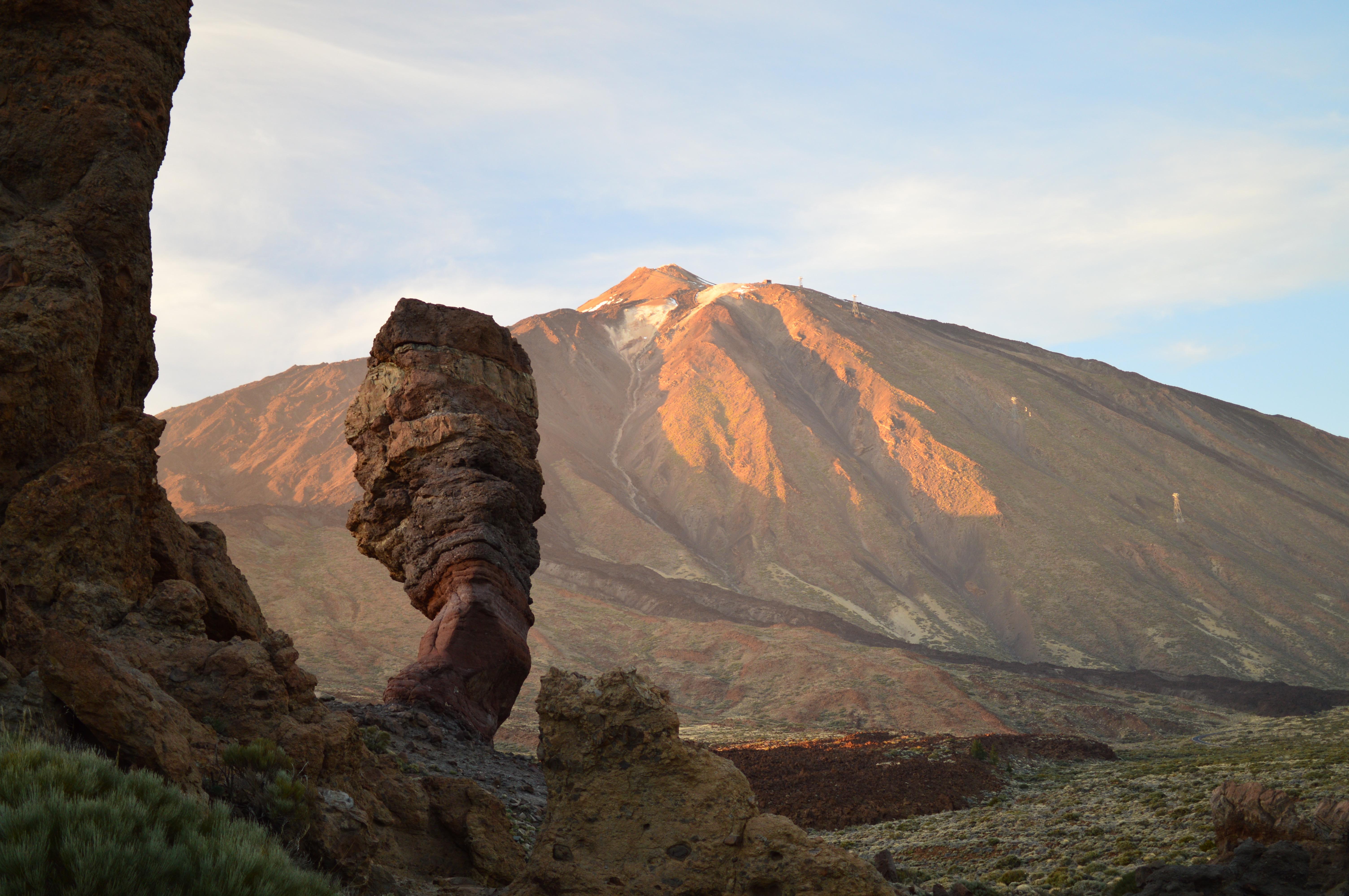 Teide, Tenerife, Spain